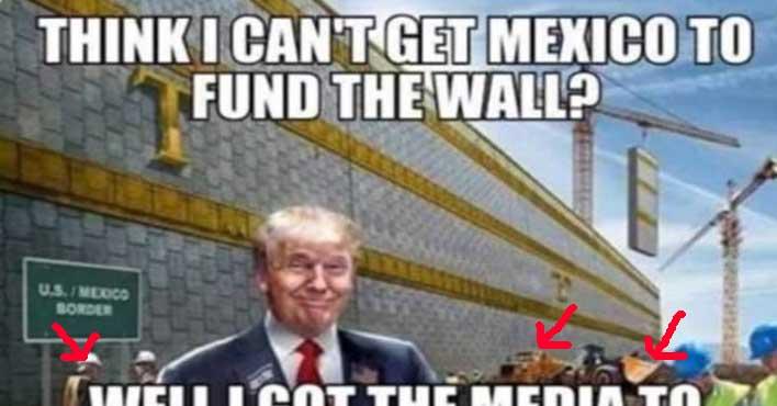 news donald trump mexico wall memes