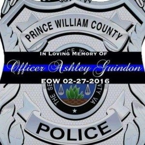 Prince William County cop shot