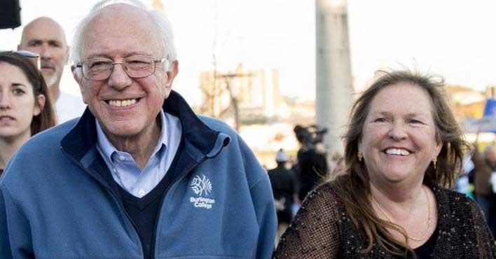 Bernie Sanders fraud
