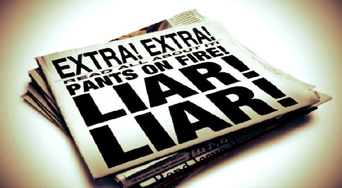craziest lies