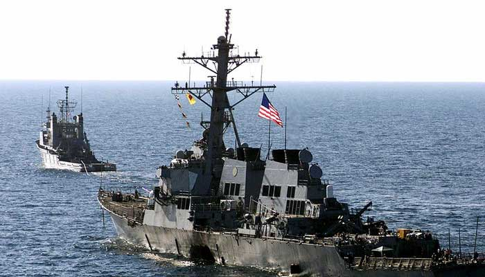 iran us navy