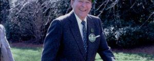 Reagan St. Patricks Day