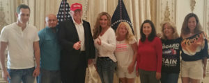 trump supporters mar a lago