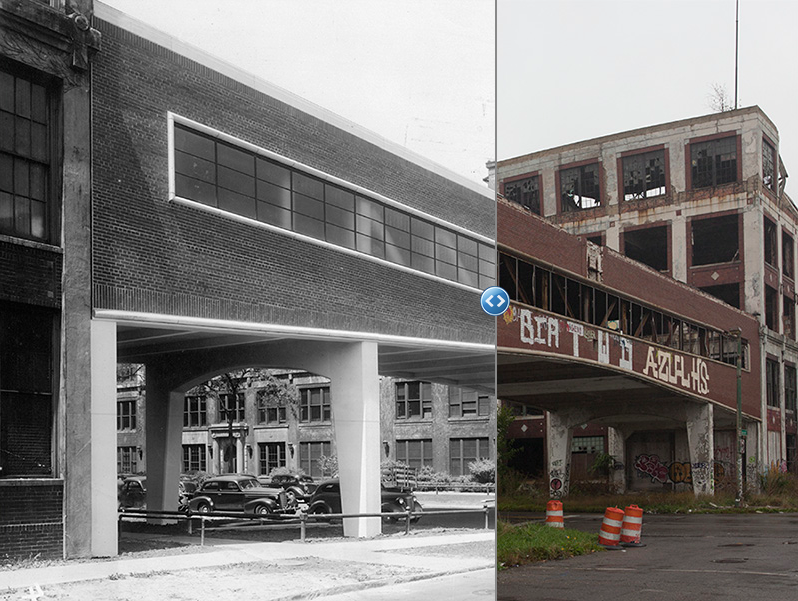 detroit then and now